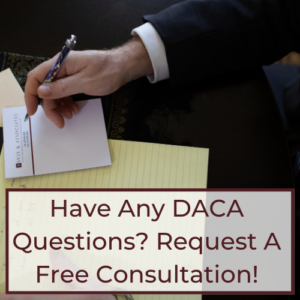 DACA - DREAMers - Renewing Your DACA Status - Immigration with Davis & Associates (1)