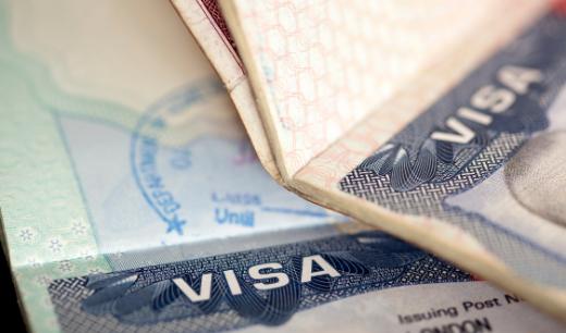 B-1_B-2 Visas For Temporary Visitors