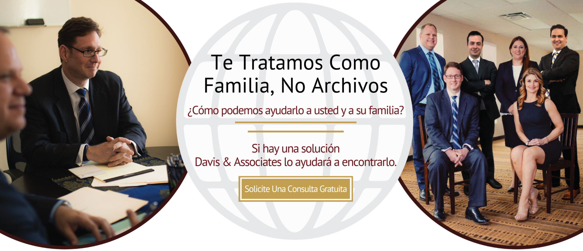 Davis & Associates - Bufete de abogados de inmigración en Dallas y Houston TX