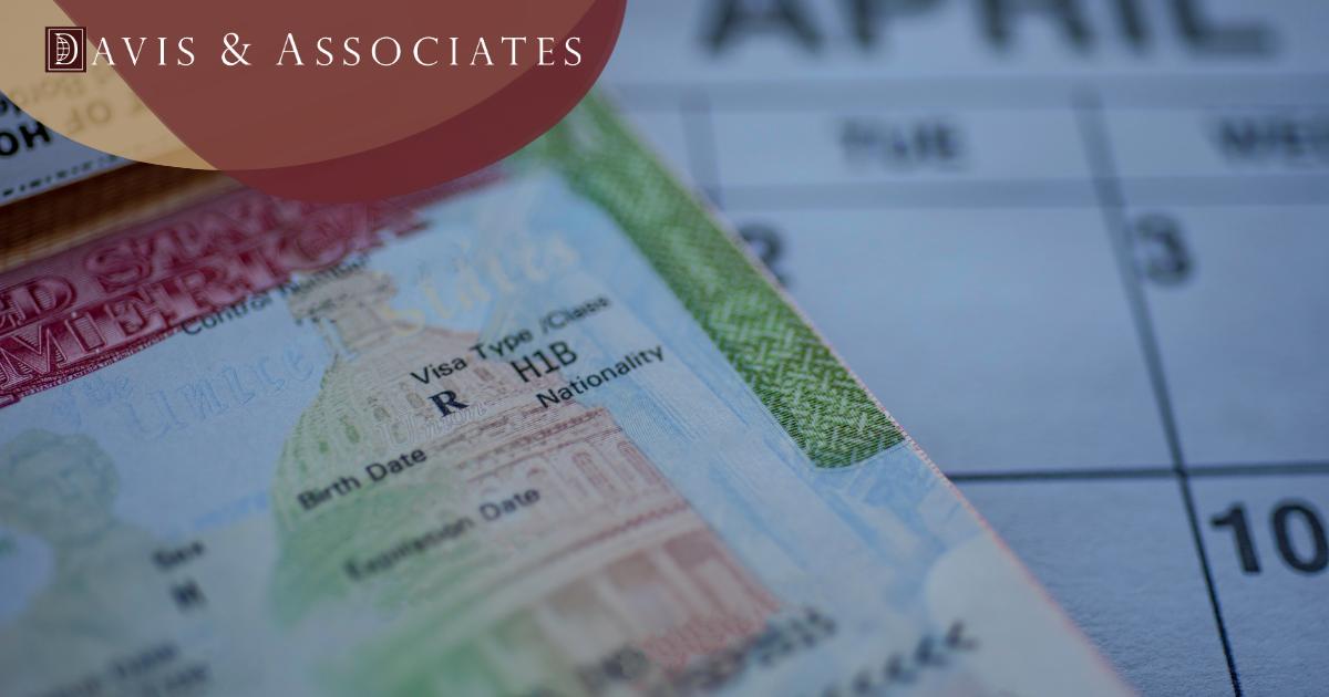 H-1b Visa Program - Business Immigration - Davis & Associates