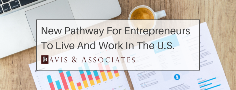 International Entrepreneur Parole | New Business Immigration Option