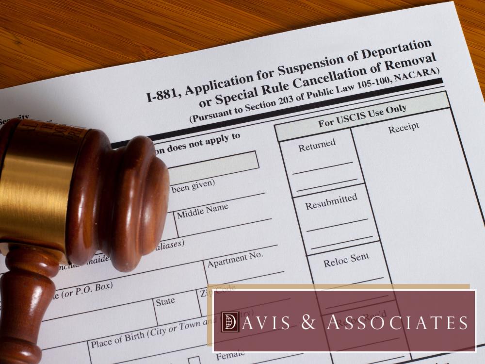 Deportation Attorneys - Davis & Associates