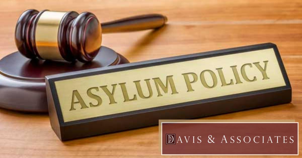 Political Asylum Lawyers in Texas - Davis & Associates