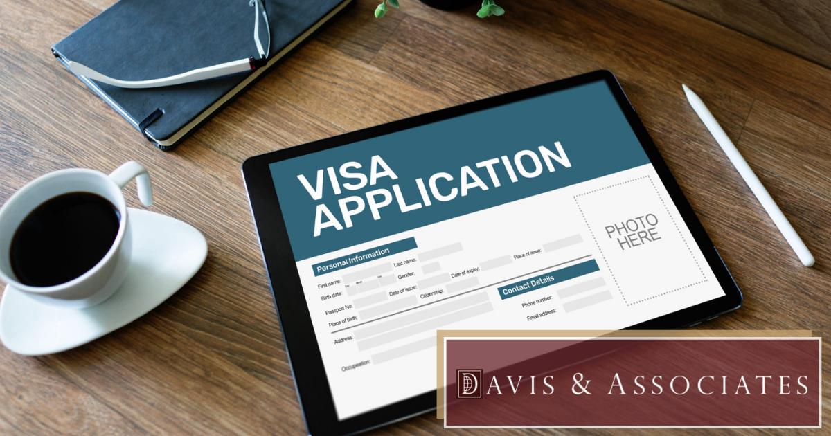 L-1 Visa Process - Davis & Associates