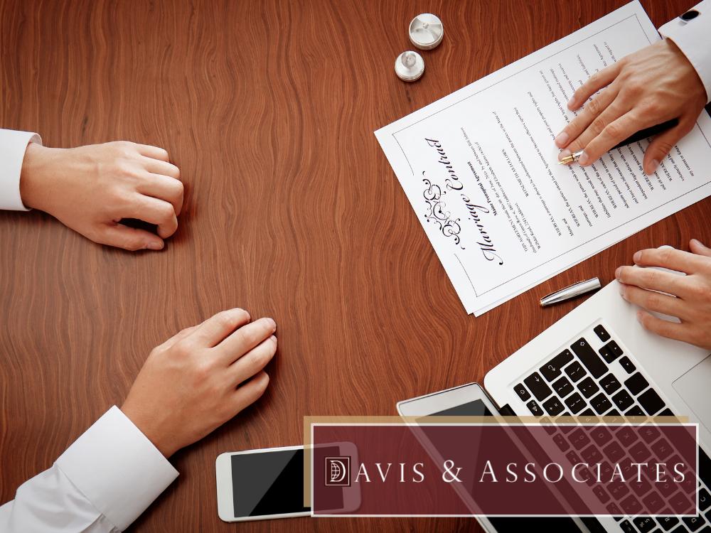 K-1 Marriage Certificate - Davis & Associates