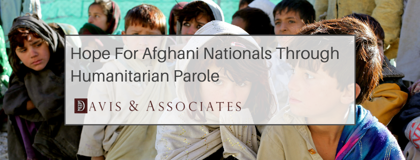 Afghanistan Humanitarian Parole